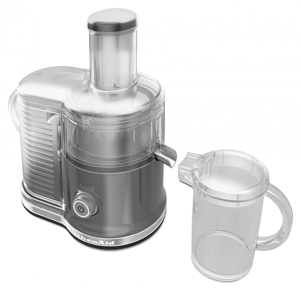 Easy Clean Juicer - Contour Silver