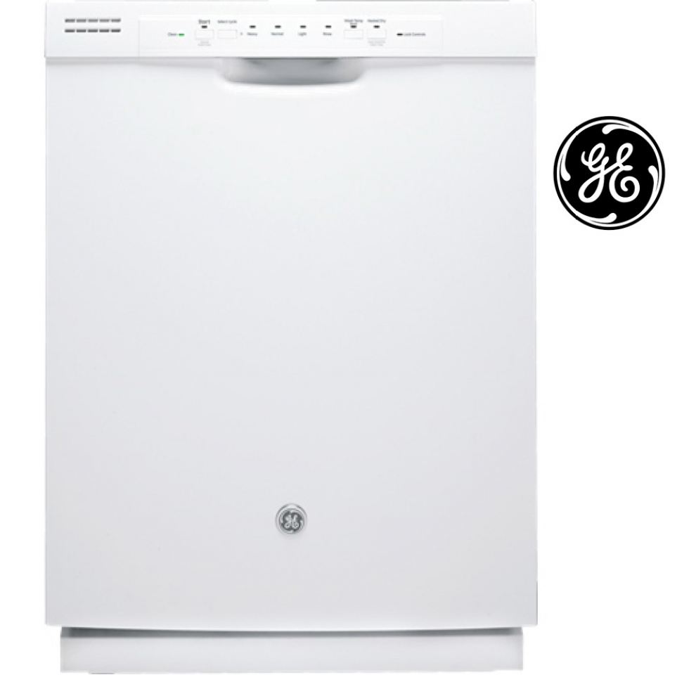 GE Tall Tub Built-In Dishwasher - White