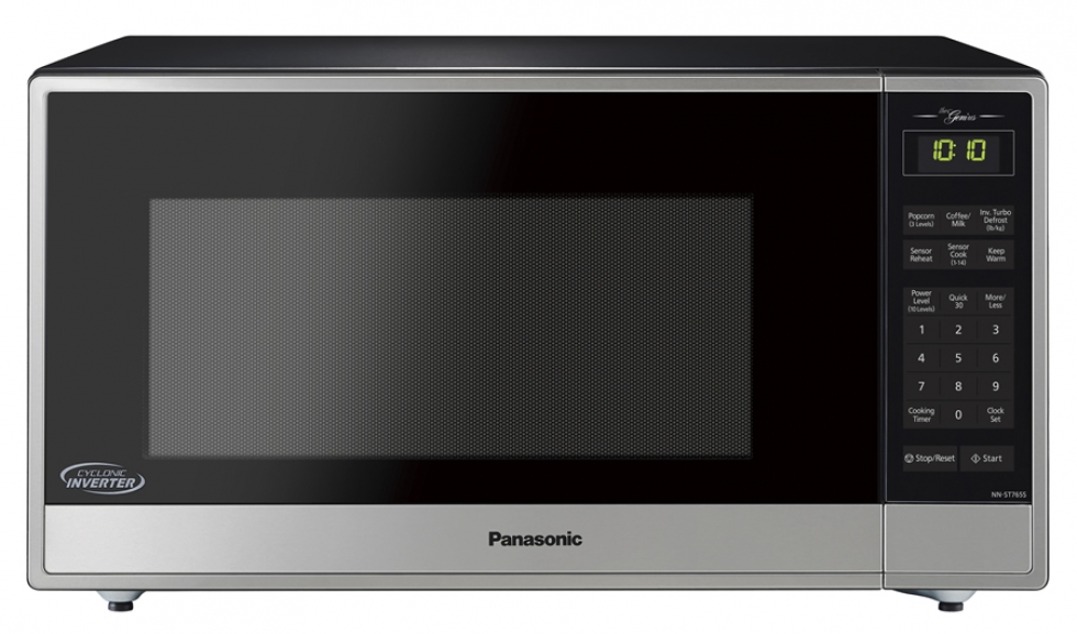 Panasonic Family Size Cyclonic Inverter Microwave Oven