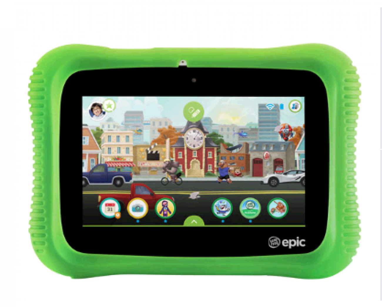 LeapFrog Epic Academy Edition Android Tablet - English