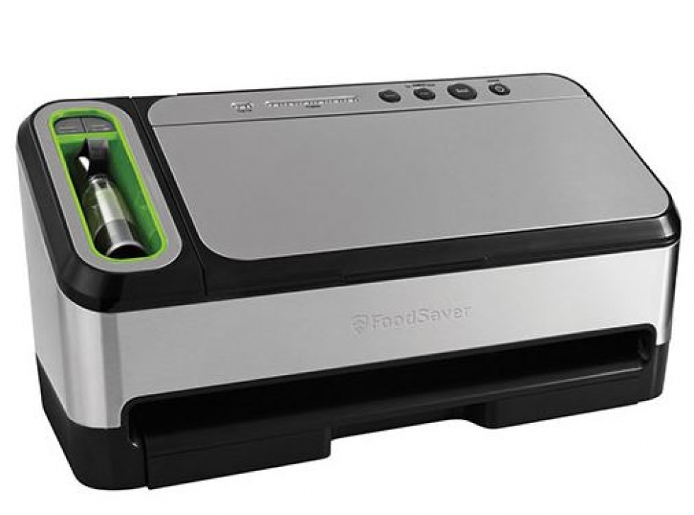 FoodSaver 2-in-1 Vacuum Sealer - Silver