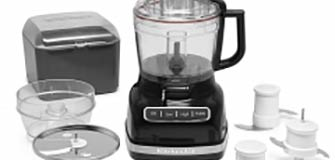 11 Cup Food Pro Exact Slice Onyx Black