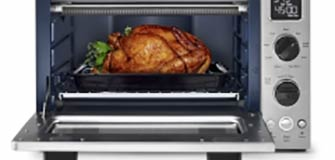 Architect Digital Countertop Oven - Stainless Steel