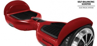 Swagtron T1 Electric Hoverboard