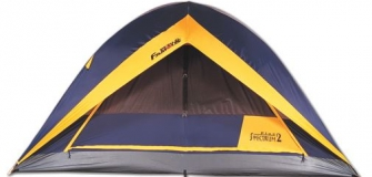 World Famous Spectrum 6-Person Square Dome Tent