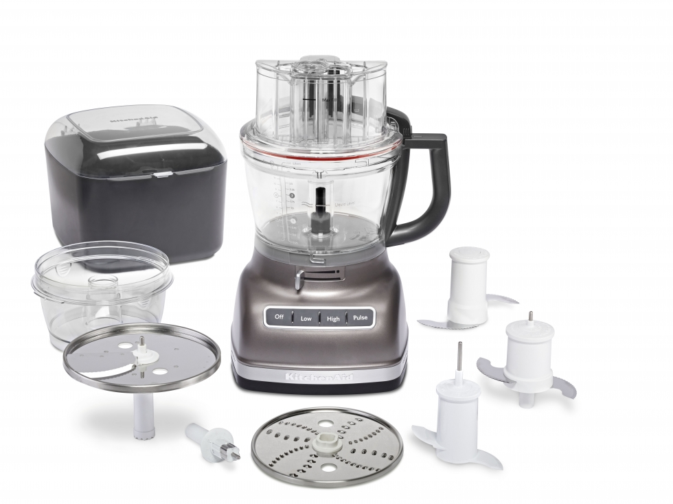 14 Cup Architect Food Processor With External Adustable