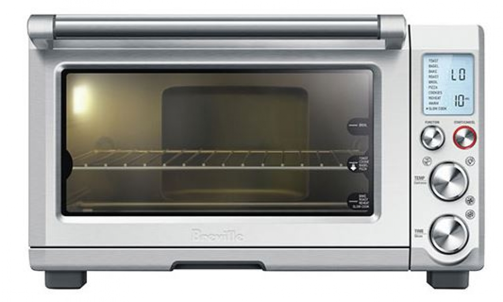 Breville Smart Oven Pro Convection Toaster Oven Start