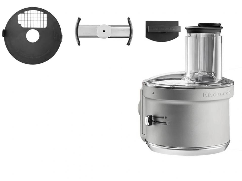 Accessoire robot culinaire avec ensemble de tranchage for Accessoire culinaire