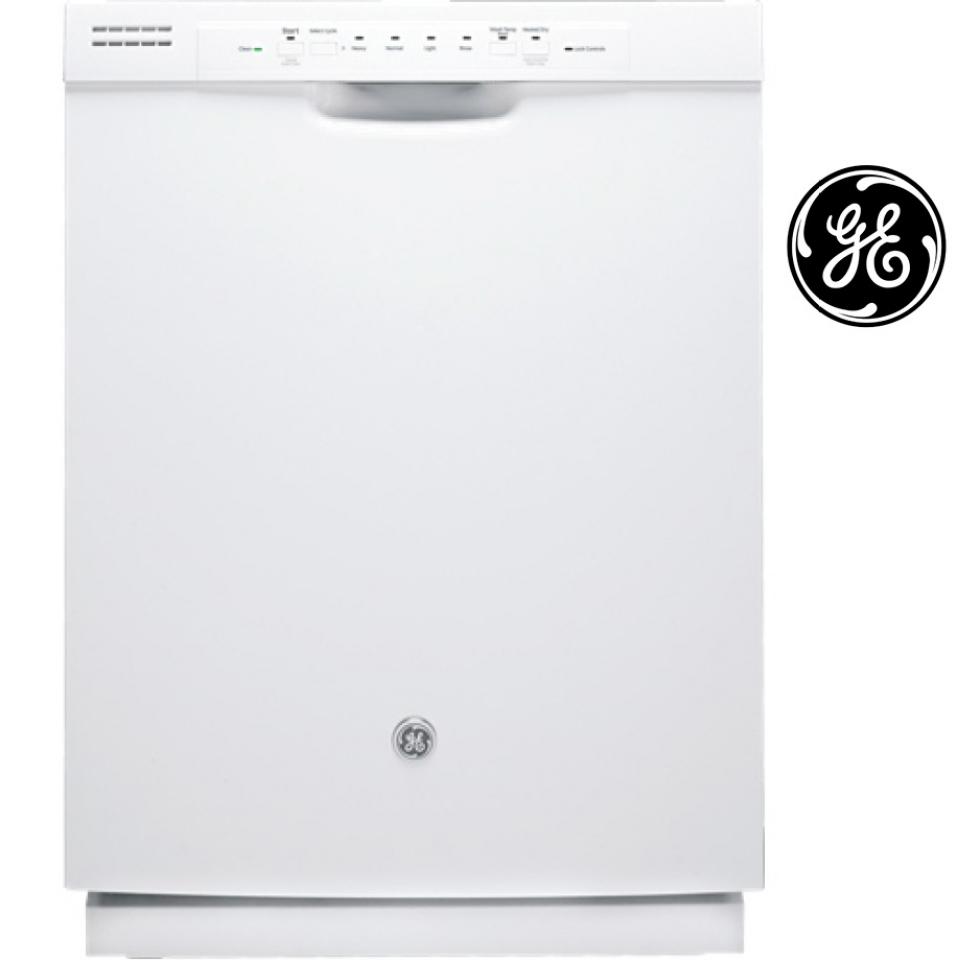 Countertop Dishwasher Layaway : GE Tall Tub Built-In Dishwasher - White Start Saving Today