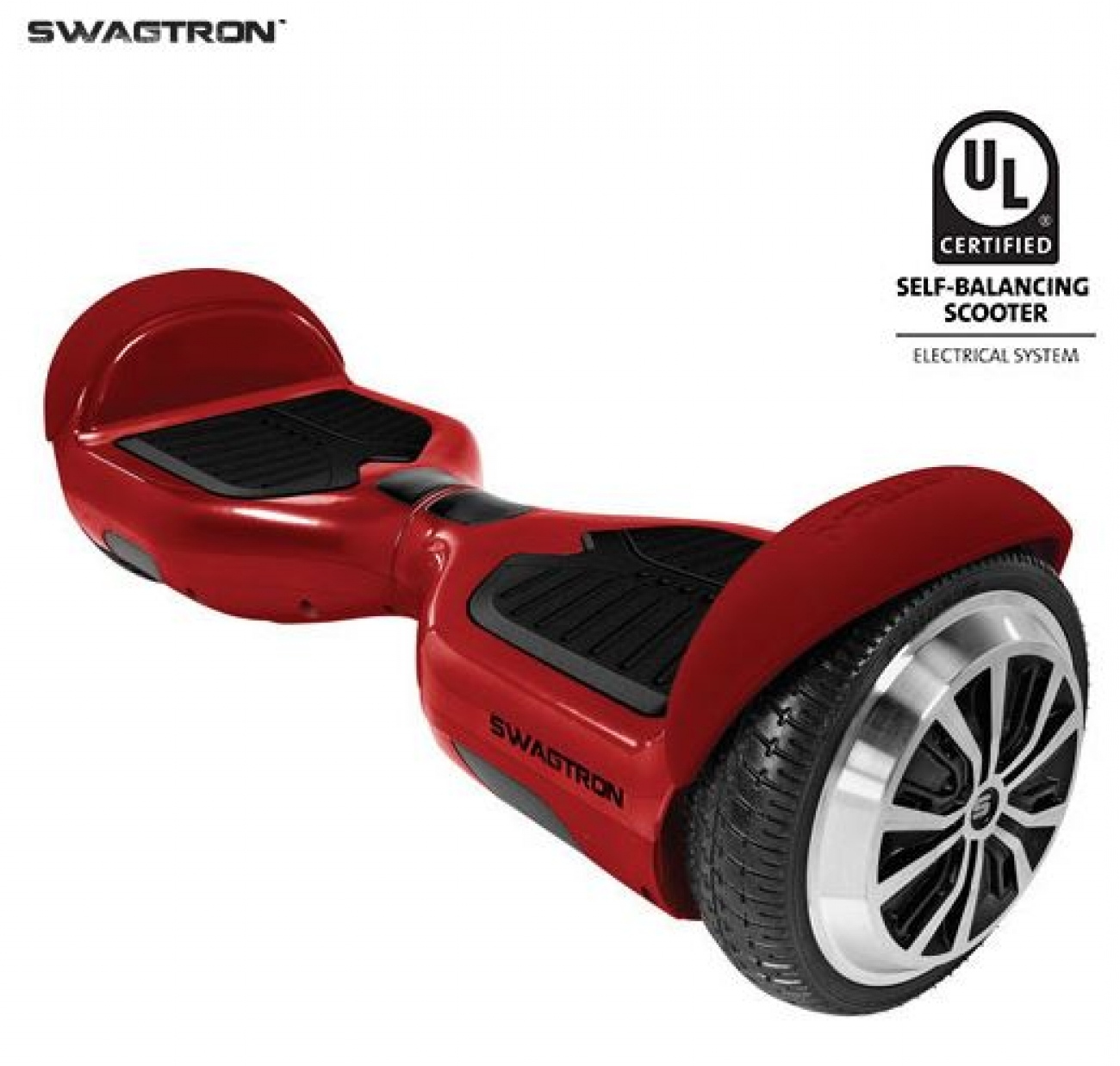 Swagtron T1 Electric Hoverboard Start Saving Today