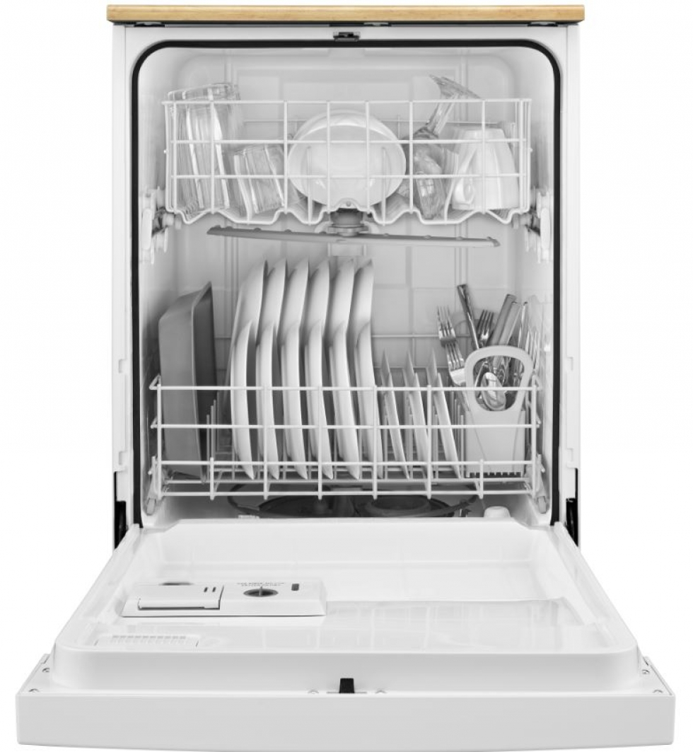 Whirlpool-Portable Dishwasher-White