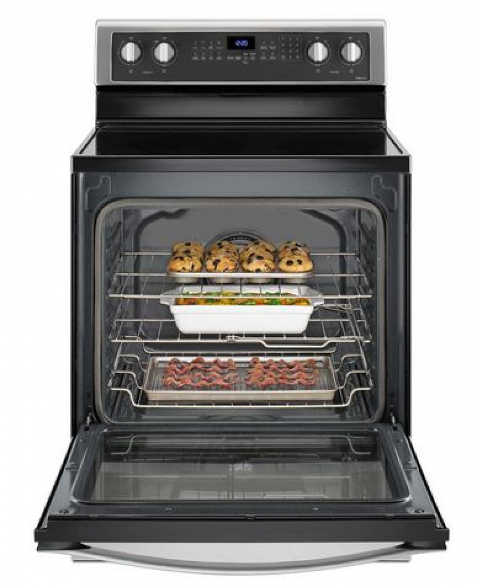 Whirlpool Gold Electric Range Stainless Steel