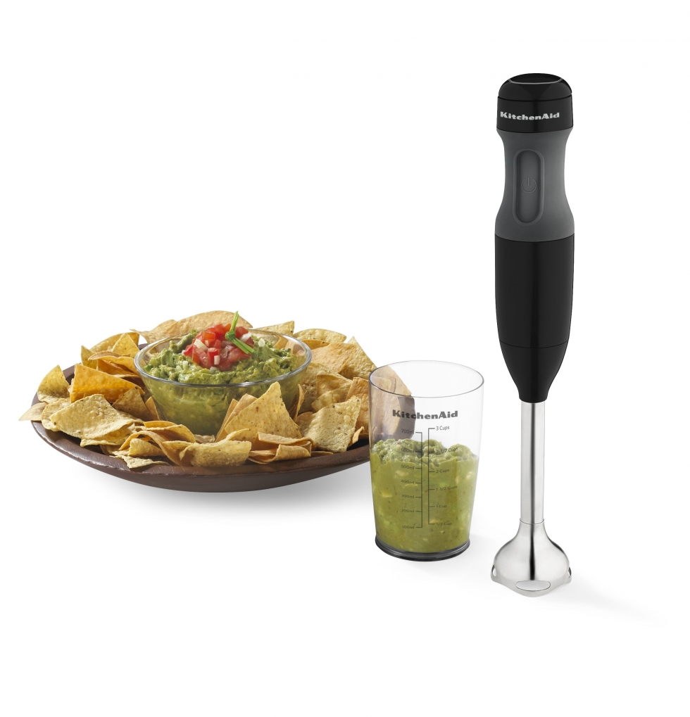 2-Speed Hand Blender - Onyx Black