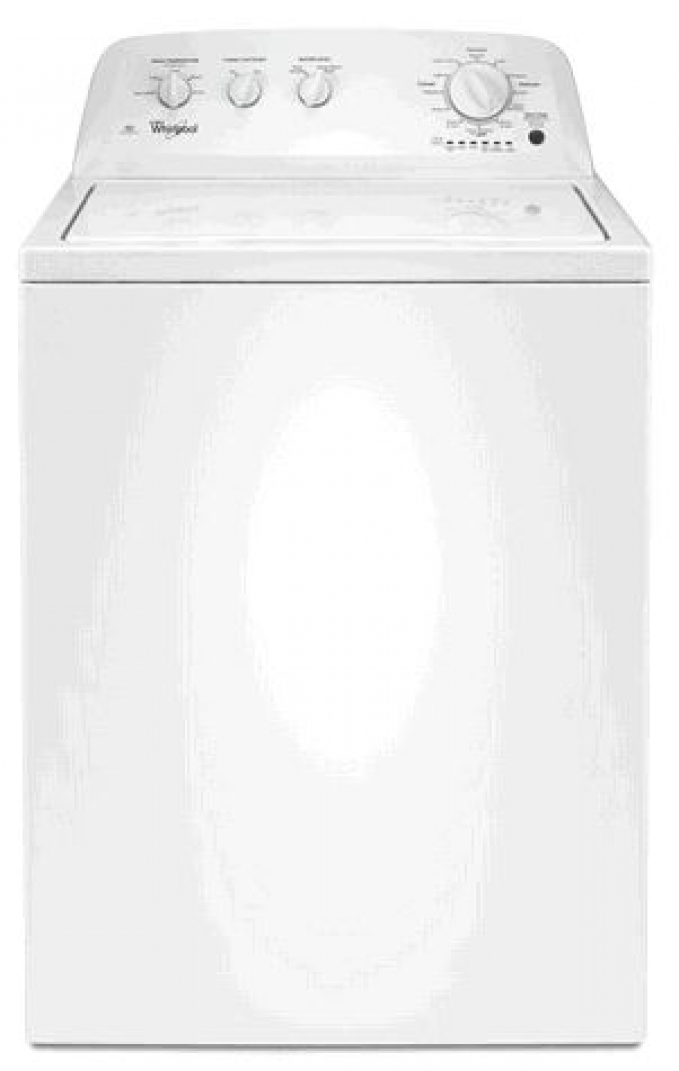 4.0 cu. ft. Top Load Washer with the Deep Water Wash option