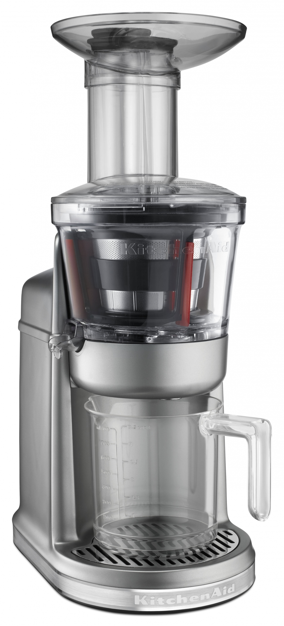 Maximum Extractor Juicer Contour Silver