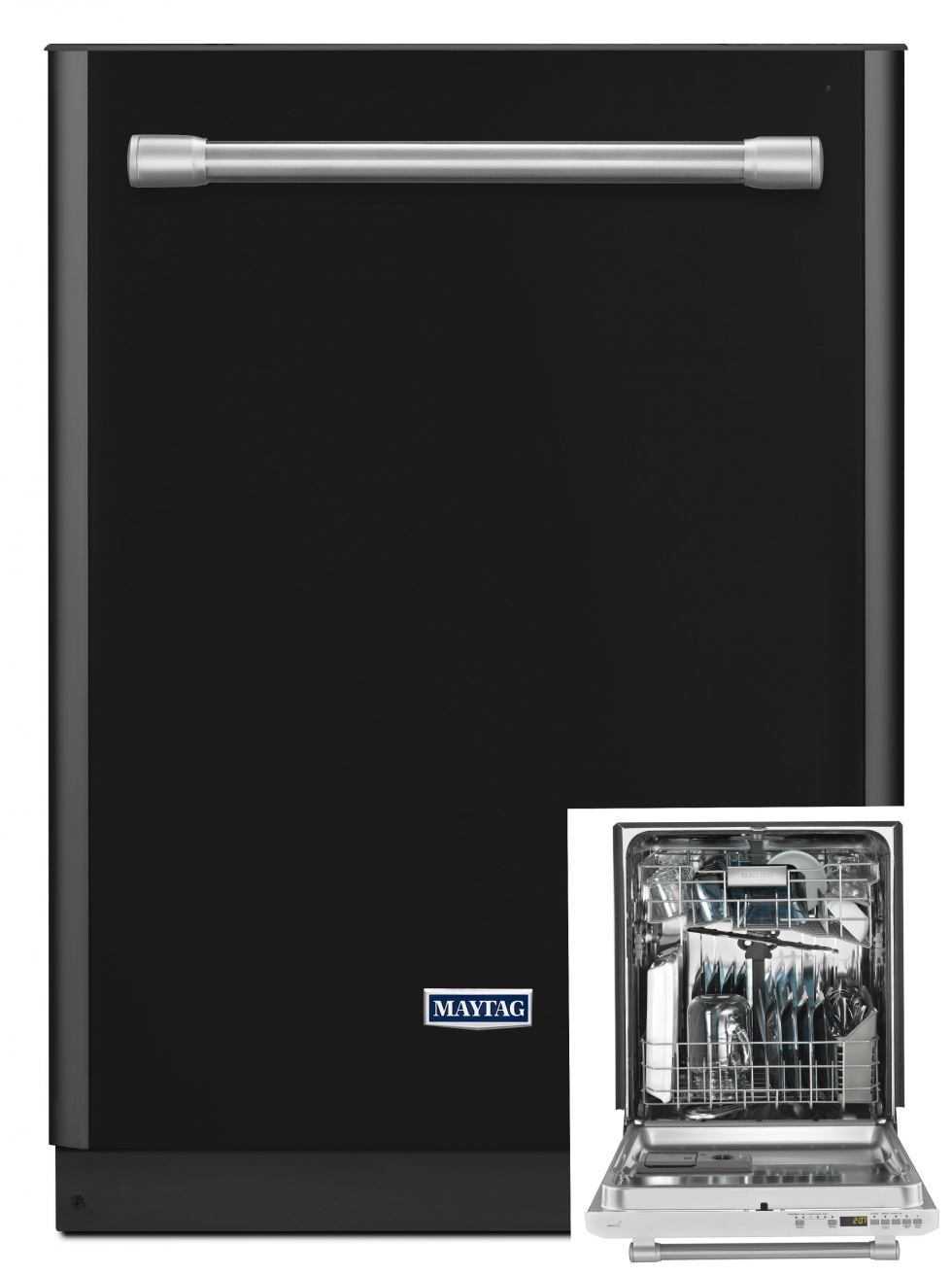 Maytag Durable Dishwasher Black