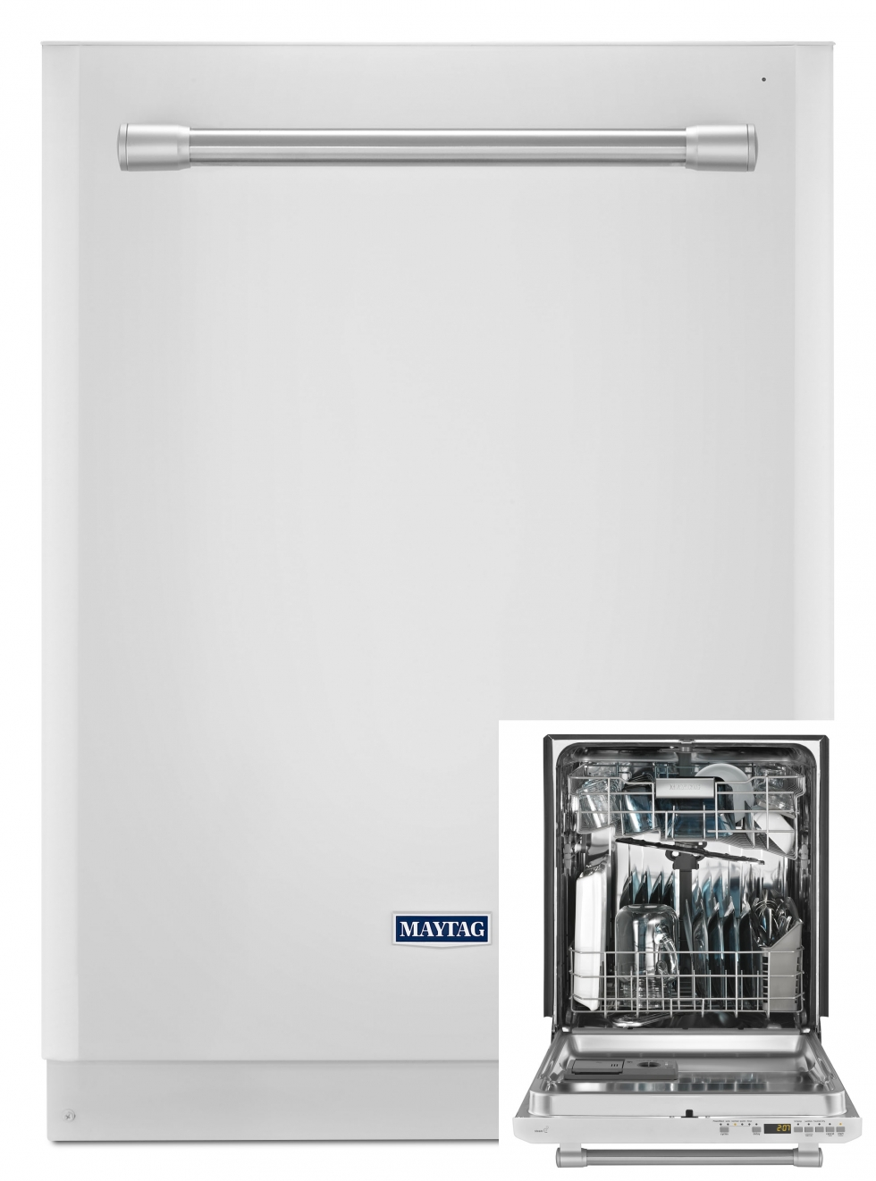 Maytag Durable Dishwasher White