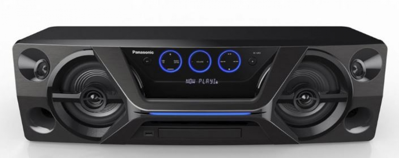 Panasonic All-In-One Box Audio System
