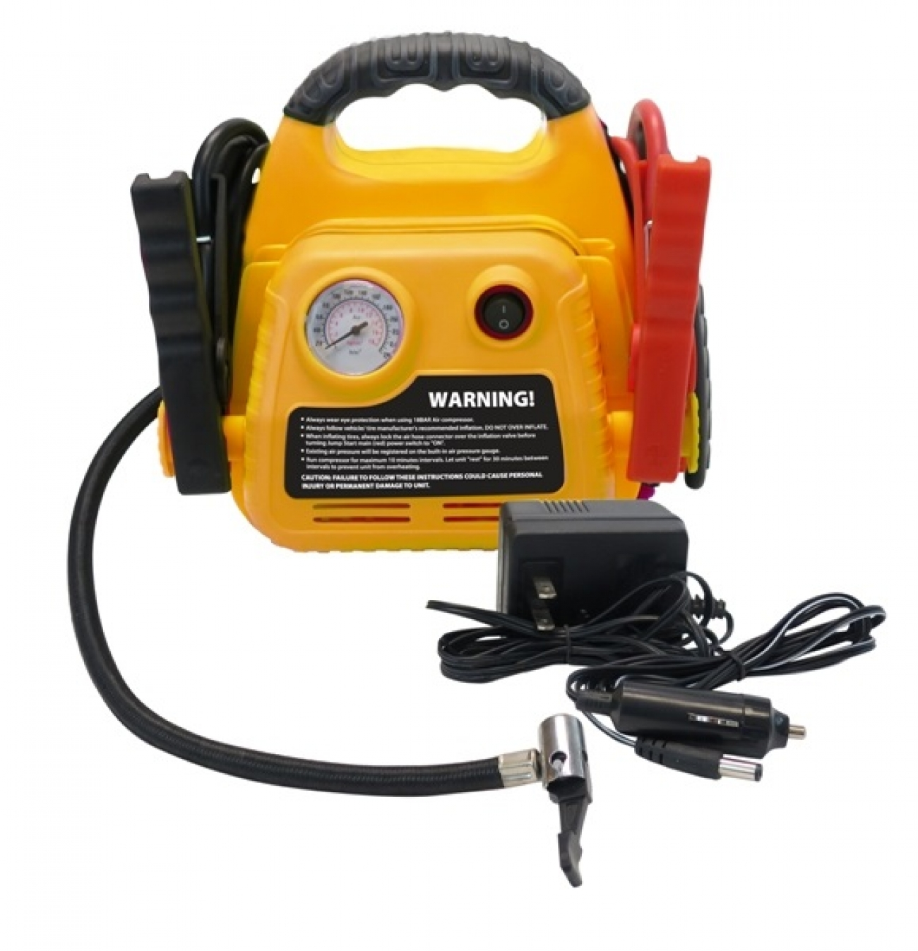 Powerstation with Air Compressor (260 PSI)