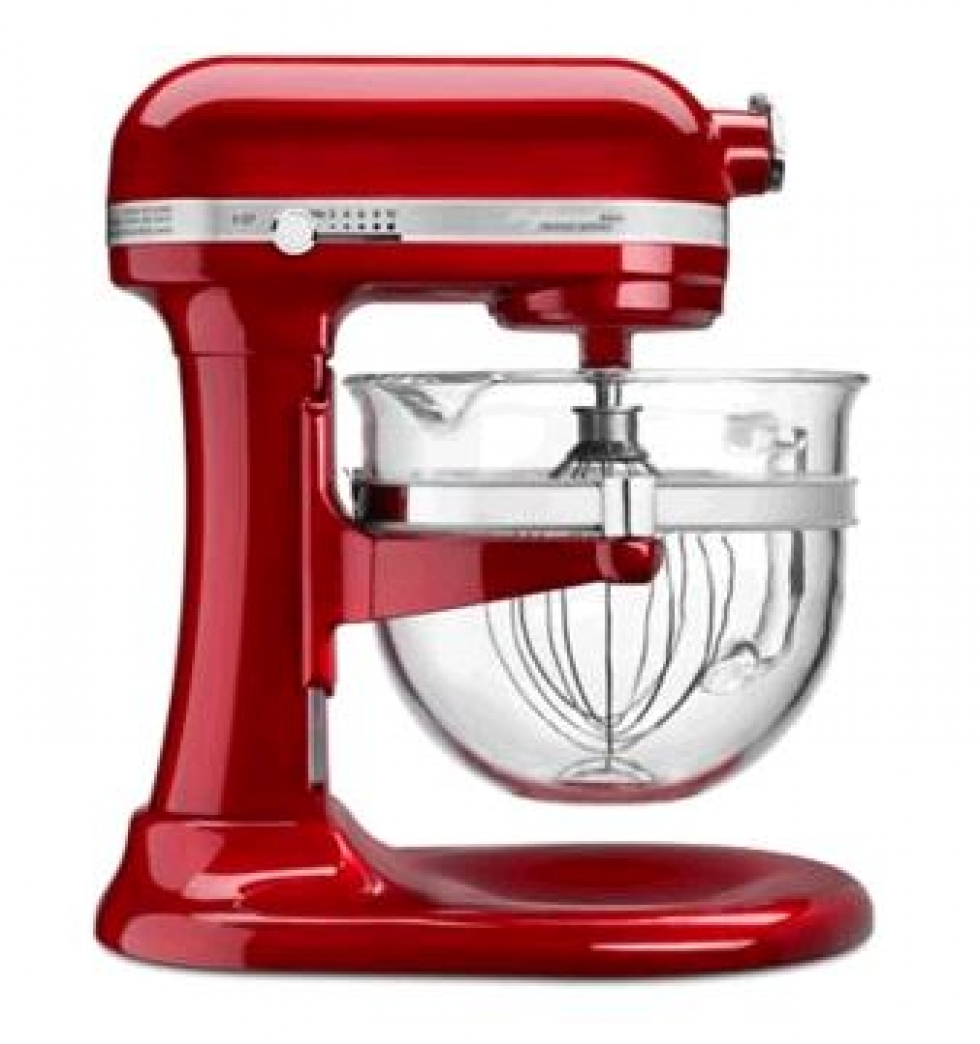 Pro 6500 Design Stand Mixer Candy Apple
