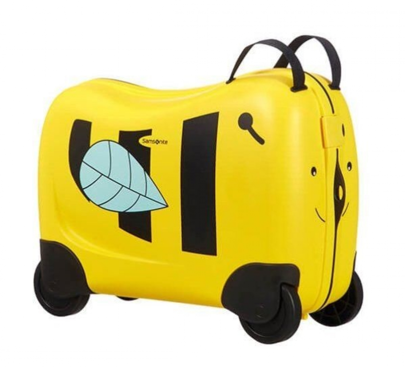 Samsonite Dream Rider Ride-on Suitcase - Bee