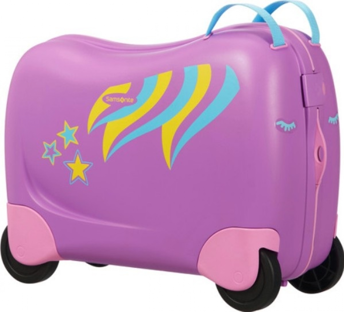 Samsonite Dream Rider Ride-on Suitcase - Pony