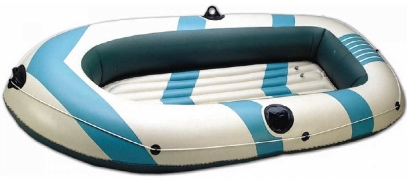 Two Man Inflatable Boat