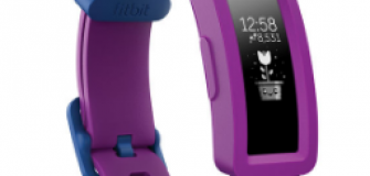 Fitbit Ace 2 Kids Fitness Tracker - Small - Grape
