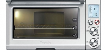 Breville Smart Oven Pro Convection Toaster Oven - 0.8 Cu. Ft. - Die Cast Stainless