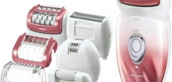 Panasonic All-in-1 Epilator