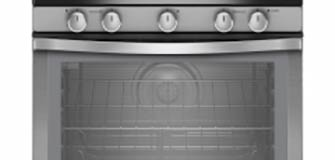 Whirlpool Gold Gas Range Stainless Steel
