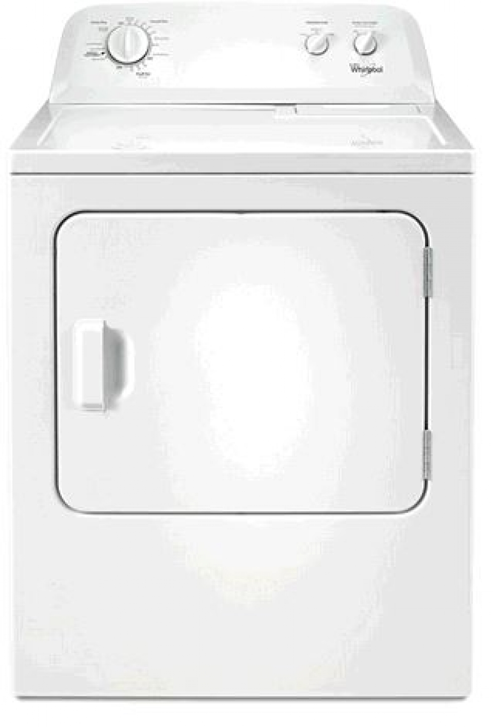 7 0 Cu Ft Top Load Paired Dryer With The Wrinkle Shield
