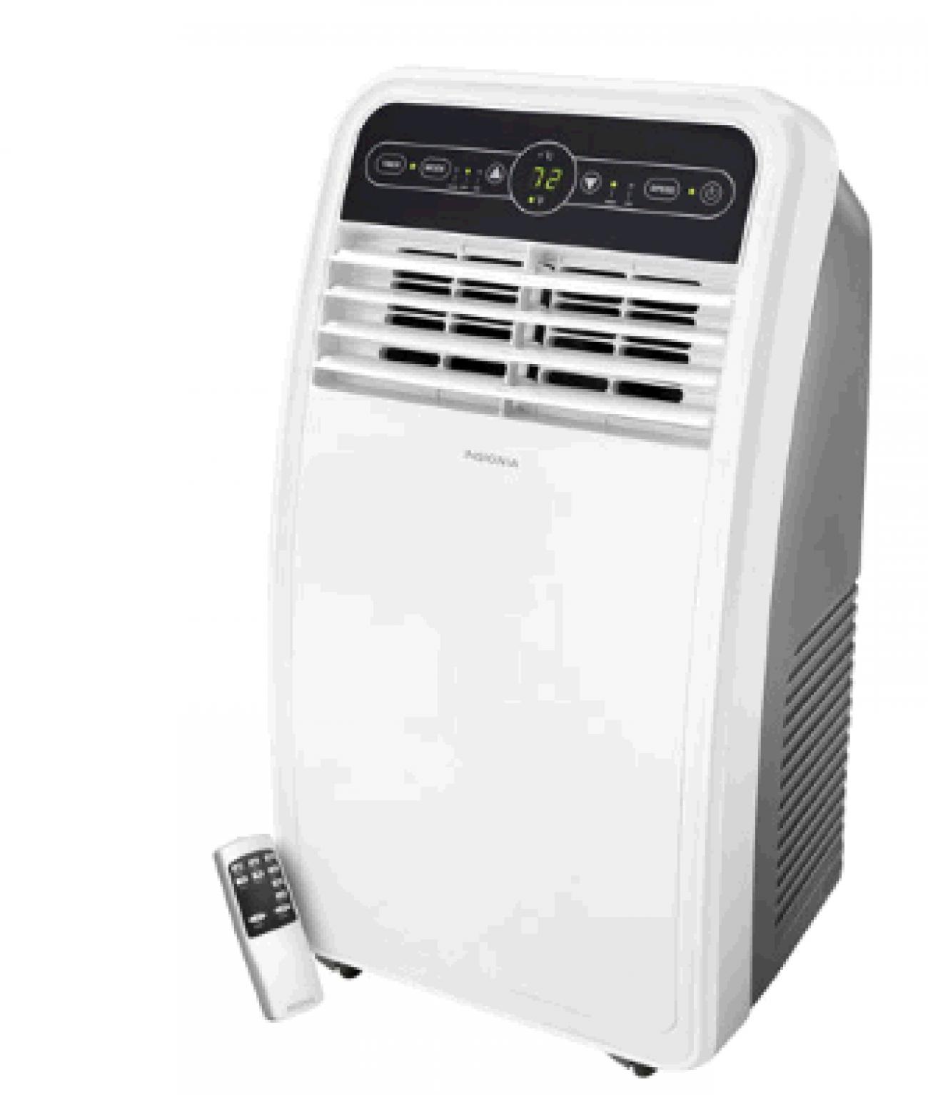 insignia portable air conditioner 8000 btu start saving today. Black Bedroom Furniture Sets. Home Design Ideas